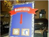 Memorabilia-Sign